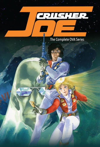 Crusher Joe Complete Ova Series