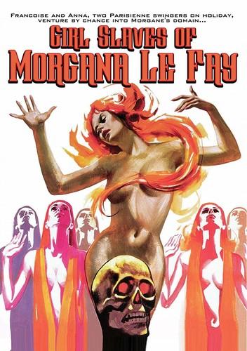 Girl Slaves of Morgana La Fey