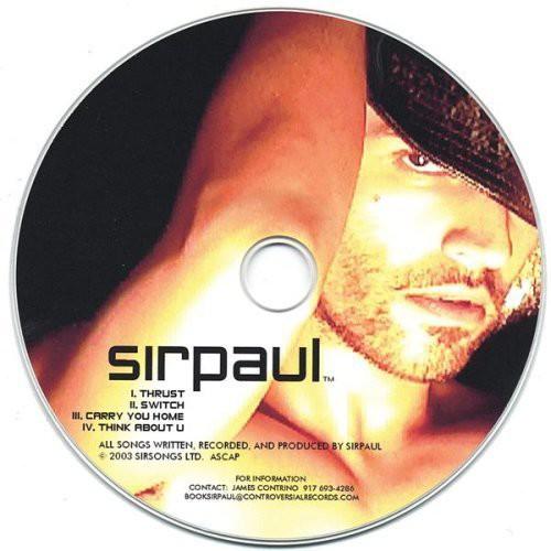 Thrust EP Sirpaul