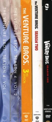 The Venture Bros.: Seasons One-Four