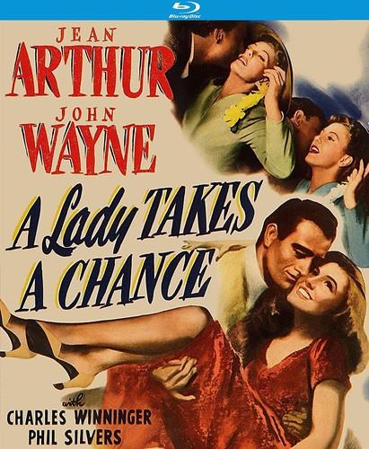 - Lady Takes A Chance (1943)