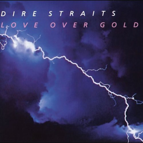 Dire Straits - Love Over Gold (Uk)