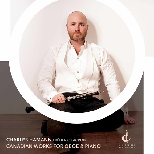 Canadian Works for Oboe & Piano