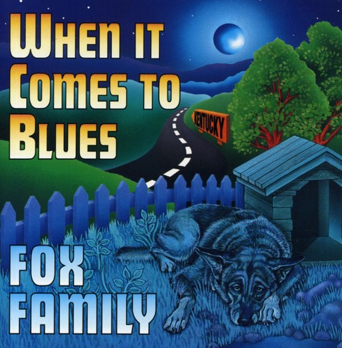 3 Fox Drive - When It Comes To Blues