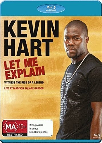 Kevin Hart: Let Me Explain [Import]