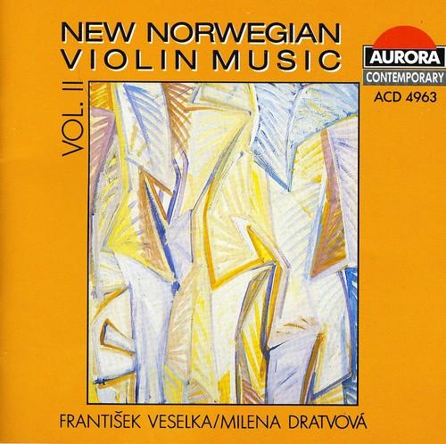 New Norwegian Violin Music 2