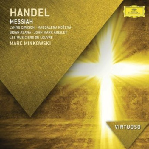 Marc Minkowski - Virtuoso: Handel Messiah