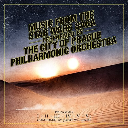 City Of Prague Philharmonic Orchestra - Music From The Star Wars Saga / O.S.T. (Uk)