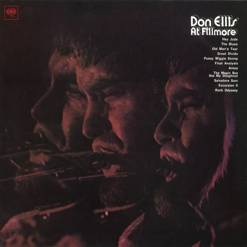 Don Ellis - At Fillmore [Limited Edition] (Jpn)