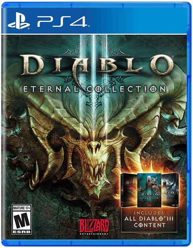 Ps4 Diablo III: Eternal Collection - Diadlo Iii: Eternal Collection