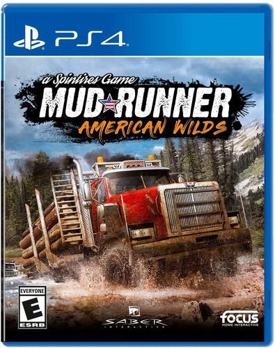 - Spintires Mudrunner - American Wilds Edition