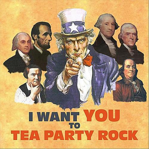 Tea Party Rock