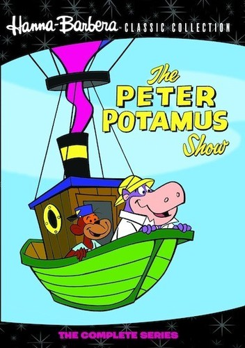 The Peter Potamus Show: The Complete Series
