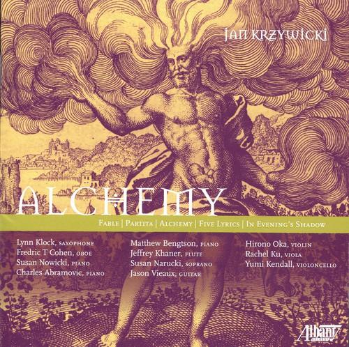 Jan Krzywicki: Alchemy