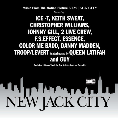 Various Artists - New Jack City [Soundtrack LP]