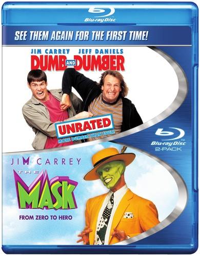 Jim Carrey - The Mask / Dumb and Dumber