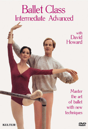 Ballet Class Intermediate and Advanced