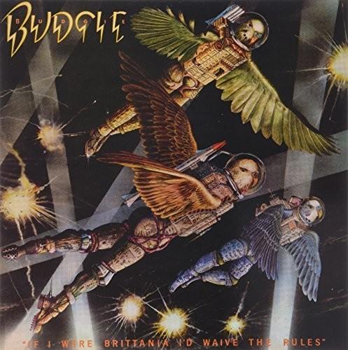 Budgie - If I Were Brittania (Uk)