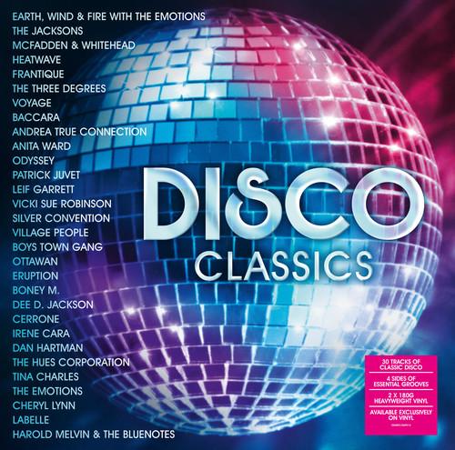 Disco Classics / Various - Disco Classics / Various (Uk)