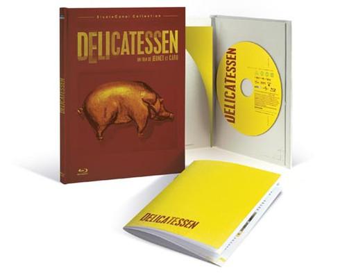 Delicatessen (Studio Canal Collection) (1991)