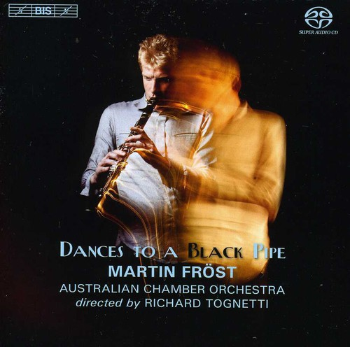 Martin Frost: Dances to a Black Pipe