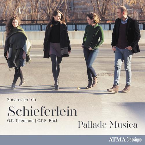 Sonates en Trio Schieferlein