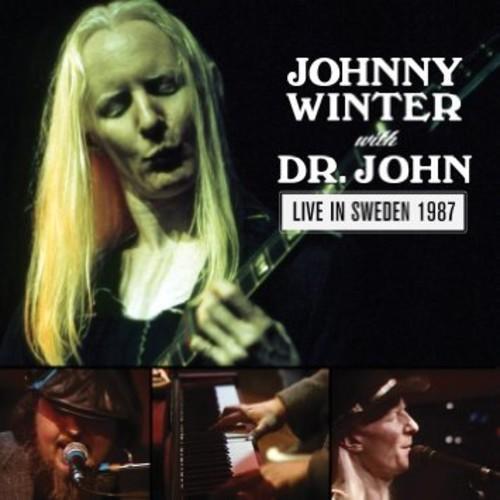 Live in Sweden 1987   Johnny Winter & Dr. John