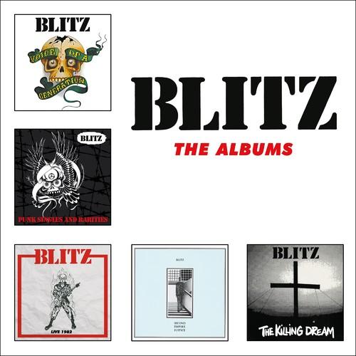 Blitz - Albums