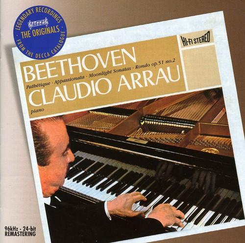 Piano Sonatas Nos 2 /  23 /  24 & 14
