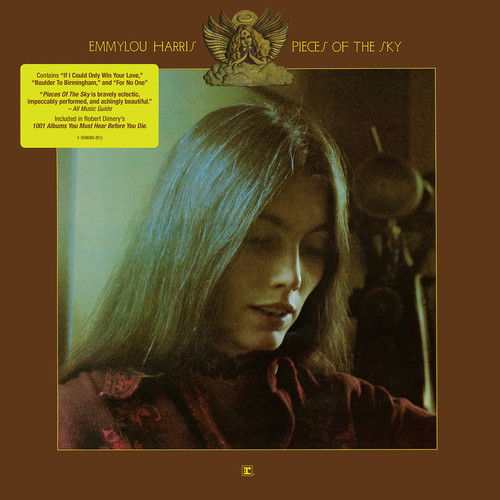 Emmylou Harris - Pieces Of The Sky [LP]
