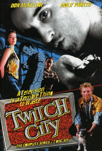 Twitch City: Complete Series