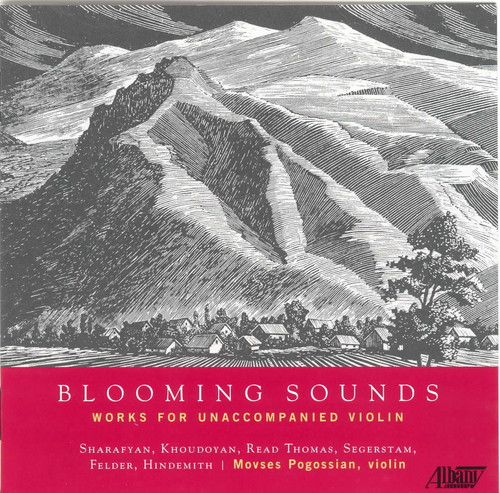 Blooming Sounds: Works for Unaccompanied Violin