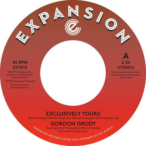 Exclusively Yours /  After Loving You