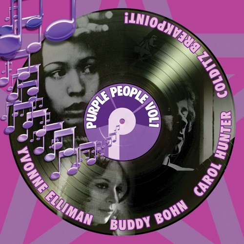 Purple People Vol 1 /  Various [Import]