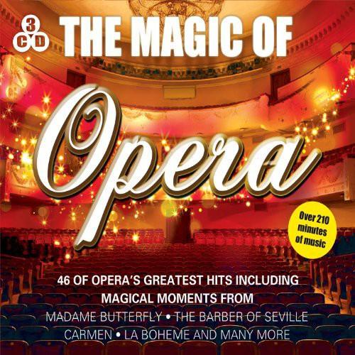 Magic of Opera /  Various [Import]