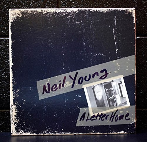 Neil Young - A Letter Home [Vinyl Box Set]