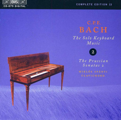 Solo Keyboard II: Prussian Sonatas