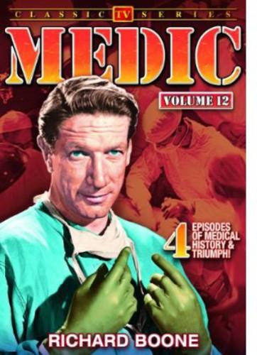 Medic: Volume 12