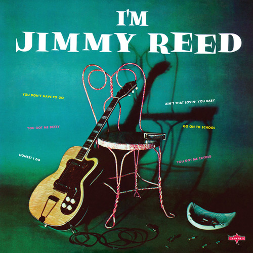Im Jimmy Reed (180 GR)