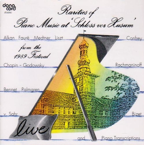 Rarities of Piano Music 1989 /  Various