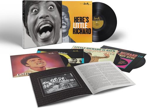 Little Richard - Mono Box: Complete Specialty/Vee-Jay Albums [5 LP Box Set]