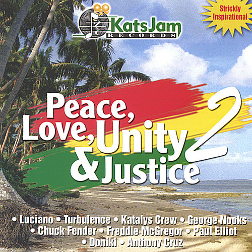 Peace Love Unity & Justice 2 /  Various
