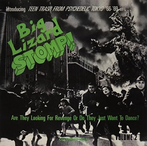 Big Lizard Stomp 2: Teen Trash Psychedelic /  Var