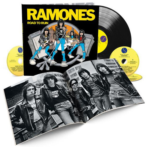 Ramones - Road To Ruin: 40th Anniversary Edition [Deluxe]