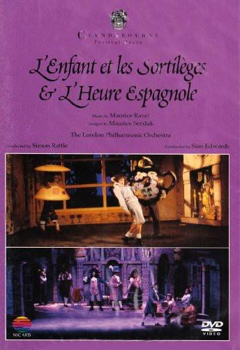 Ravel Double Bill Lenfant Et Les Sortileges Lheu [Import]