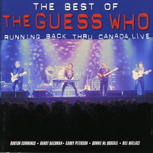Running Back Thru Canada [Import]