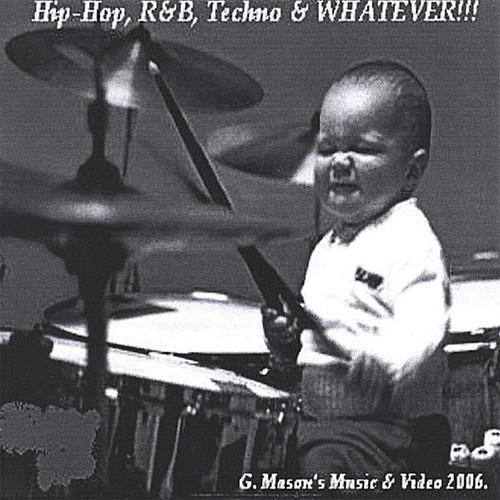 Hip-Hop R&B Techno & Whatever /  Various
