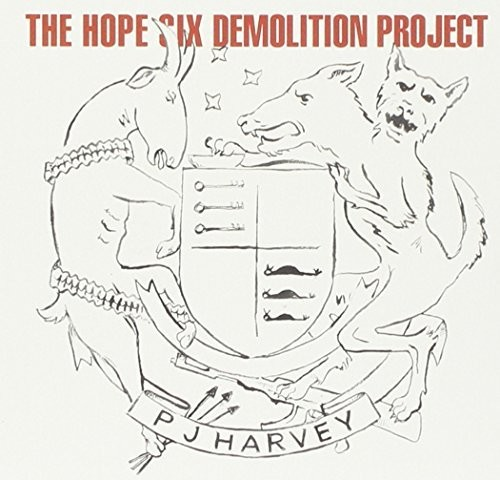 PJ Harvey - Hope Six Demolition Project (Dig)