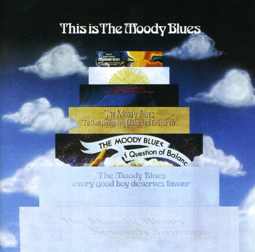 The Moody Blues - This Is The Moody Blues [Import]