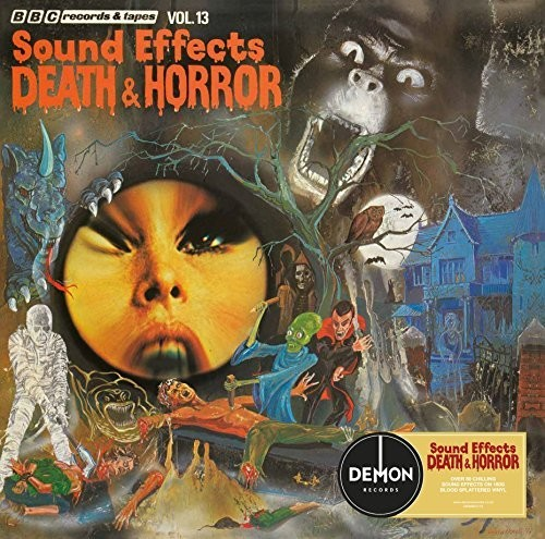Bbc Sound Effects 13: Death & Horror /  Various [Import]